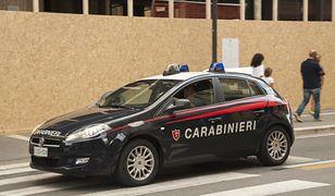 Włochy. Polak zatrzymany przez karabinierów podczas próby ucieczki