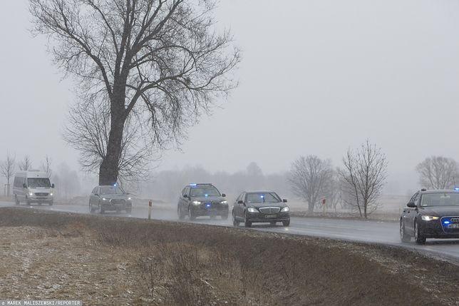 To politycy wymuszają taki styl jazdy. Były kierowca z ochrony rządu komentuje drogowe szarże SOP