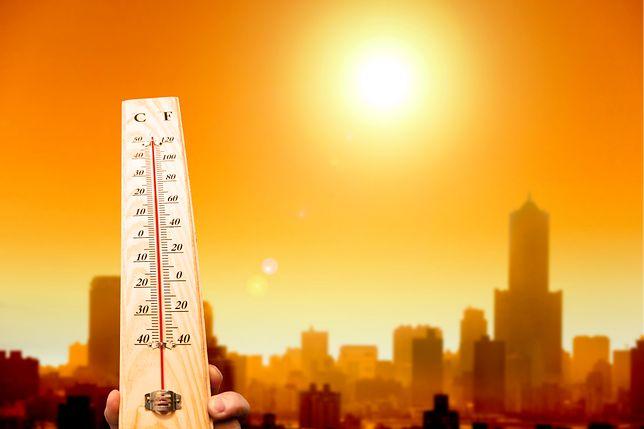 Nawet do 40 st. Celsjusza. Nad Polskę nadciągają groźne upały