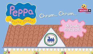 Świnka Peppa. Chrum... Chrum (#24). Świnka Peppa. Chrum… Chrum…. Tom 24. Podróż pociągiem