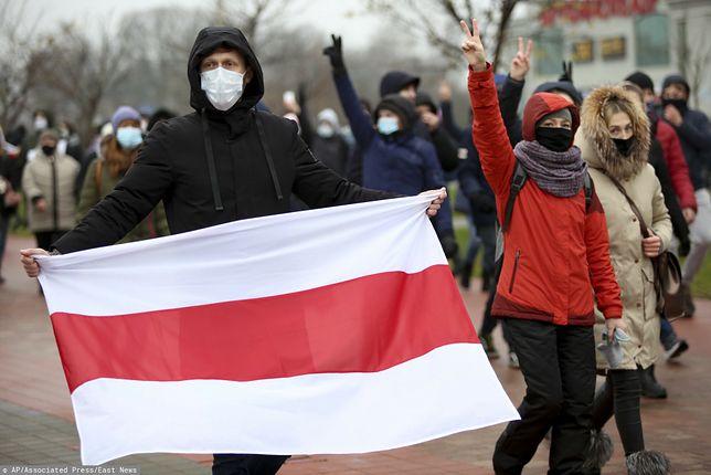 Białoruś. Protesty trwają od sierpnia i nic nie zapowiada żeby miały się rychło skończyć