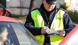 Policja niepotrzebnie zatrzymuje prawo jazdy