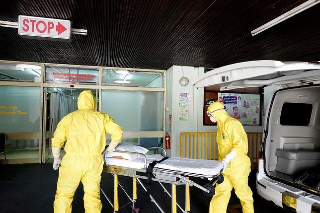 Koronawirus z Chin zabił już 1115 osób na całym świecie, głównie w Chinach