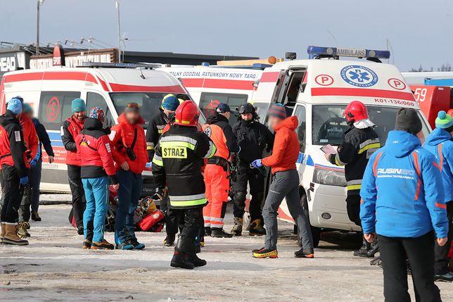 Bukowina Tatrzańska. Nie żyje trzecia ofiara tragicznego wypadku przy stoku narciarskim