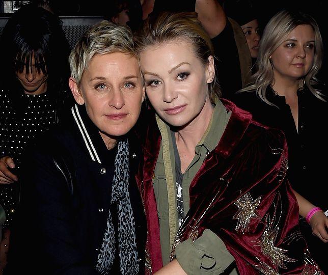 To już koniec. Ellen DeGeneres i Portia de Rossi się rozwodzą