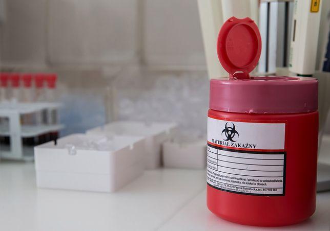 Służby sanitarne odnotowały od stycznia trzy razy więcej przypadków odry niż w tym samym okresie ubiegłego roku