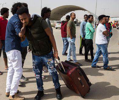 Na terenie Izraela przebywa ok. 35-40 tys. imigrantów z państw Afryki