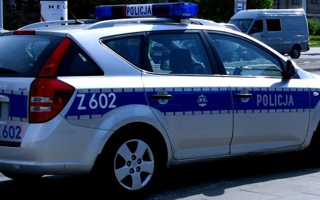 15-latek napadł na 28-letnią kobietę