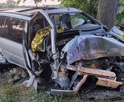 Wypadek pod Malborkiem. Dwóch mężczyzn zginęło na miejscu