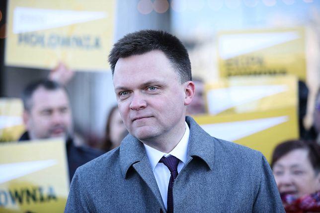 Wybory prezydenckie 2020. Szymon Hołownia przeprasza za swój spot i usuwa filmik