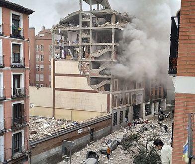 Hiszpania. Jest czwarta ofiara wybuchu w Madrycie