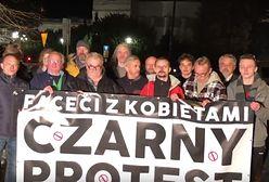 """Czarny Protest nie dotyczy tylko kobiet. """"Idź pod Sejm!"""" - skandują mężczyźni"""