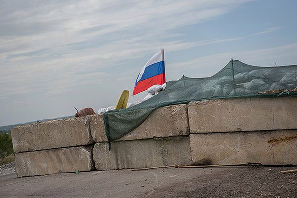 Rosyjscy komandosi zatrzymani na Ukrainie są już w Rosji