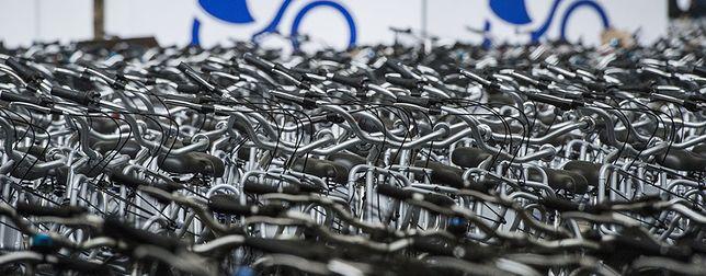 Podczas przerwy sezonowej rowery przeszły przegląd techniczny oraz dokonano niezbędnych napraw