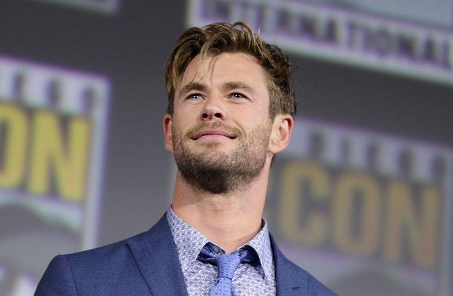 Chris Hemsworth świętuje urodziny