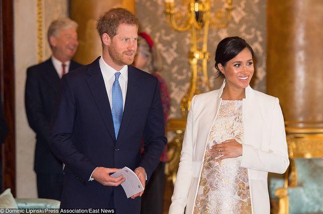 Akt urodzenia syna księżnej Meghan