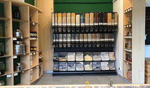 W sklepie na warszawskiej Ochocie nie ma plastikowych opakowań.