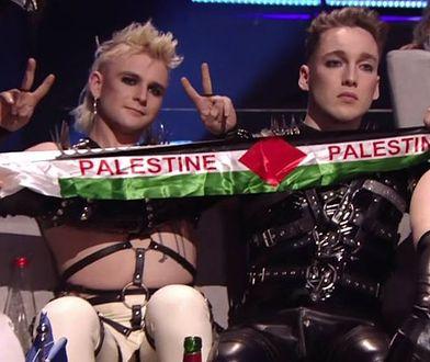 Eurowizja 2019 ocenzurowana? Zespół pokazał flagę Palestyny