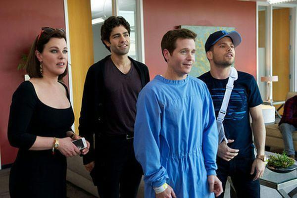 """Ekipa"": Schizofreniczna satyra na Hollywood [RECENZJA]"