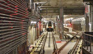 Drugą linią metra pojedziemy 14 grudnia!