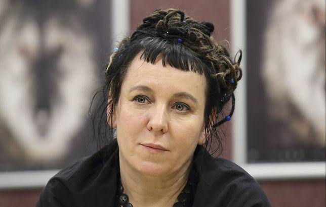 Olga Tokarczuk na spotkaniu z czytelnikami. Tłumy we Wrocławiu