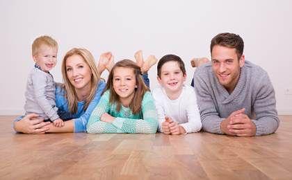 Samorząd regionu wprowadził Lubuską Kartę Dużej Rodziny