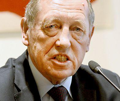 Jan Szyszko twierdzi, że nowa ustawa utrudni mu wychowanie dzieci