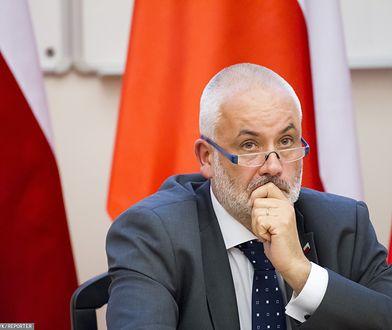 Prof. Piotr Czauderna mówi o Funduszu Medycznym