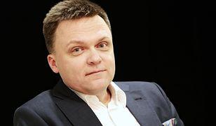 Wybory prezydenckie 2020. Szymon Hołownia tłumaczy swoją wpadkę ze spotem