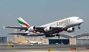 Wszystkie loty Emirates do Tunisu są zawieszone do odwołania