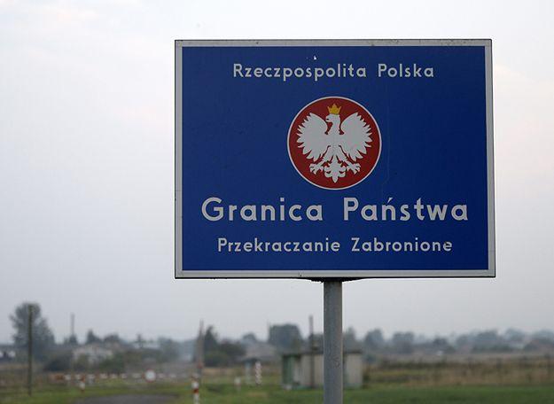 Mariusz Błaszczak: na miesiąc wrócą kontrole na polskiej granicy