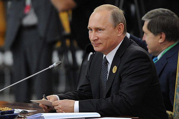 Putin: Ukraina stała się zakładnikiem międzynarodowych interesów