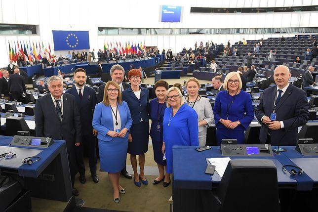 Wybory parlamentarne 2019. Europosłowie PiS dostali nowe zadanie