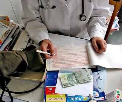 Dr Jan S. przez 11 lat przyjmował łapówki od rodziców swoich pacjentów