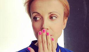 Katarzyna Zielińska coraz odważniejsza