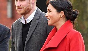 Harry i Meghan chcą chronić prywatność swojego dziecka