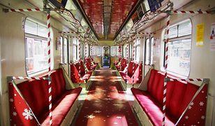 Metro Warszawskie jak sanie świętego Mikołaja