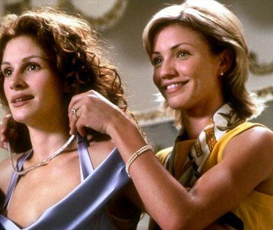 "Julia Roberts i Cameron Diaz w ""Mój chłopak się żeni"" (1997)"