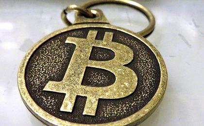 W obiegu są bitcoiny warte rekordowe 14 mld dolarów
