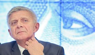 Marek Belka jako prezes NBP bronił siły polskiego złotego. Teraz chce, żeby jak najszybciej się go pozbyć