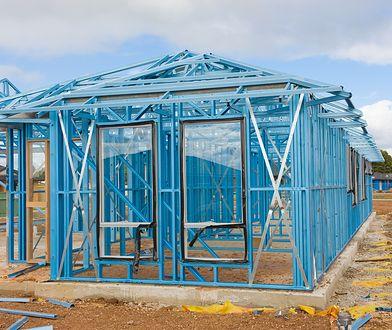 Nowy trend w budownictwie – domy na stalowym szkielecie