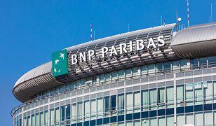 Awaria w banku BNP Paribas.