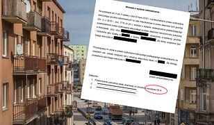 Zapłacili za szybsze wydanie zaświadczenia o prawie własności, lecz się go nie doczekali. Teraz muszą wnioskować o zwrot opłaty
