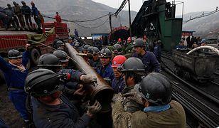Dramat w kopalni
