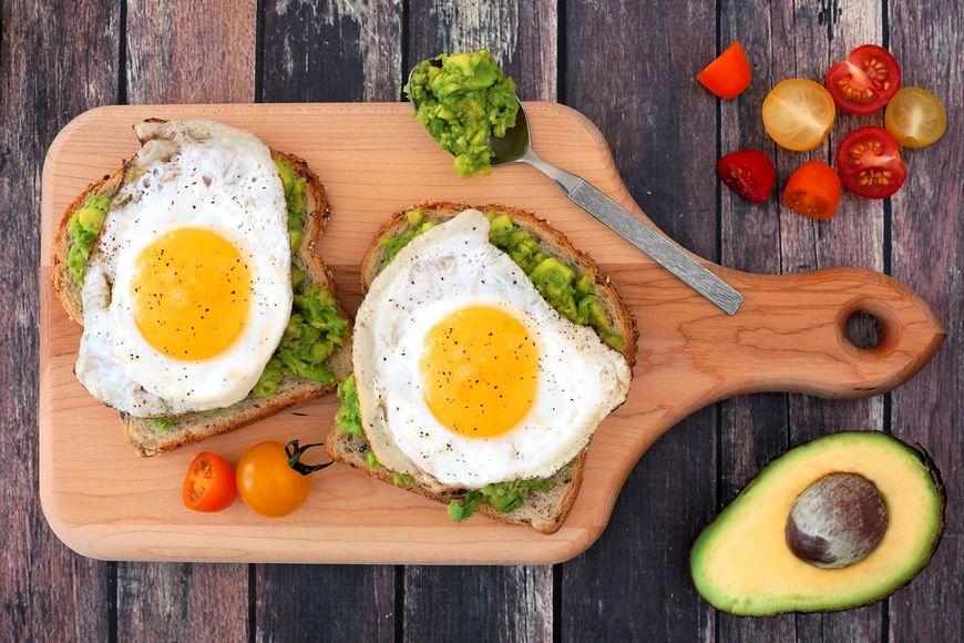 Jajka są ważne w codziennej diecie