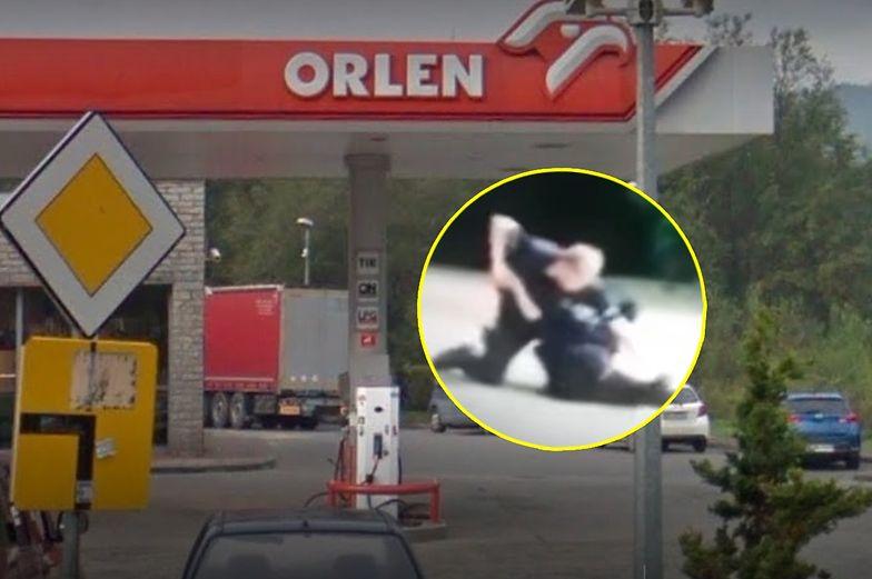 """""""Nagrywaj, nagrywaj!"""". Dantejskie sceny na Orlenie w Zakopanem. Policjant kontra kobieta"""