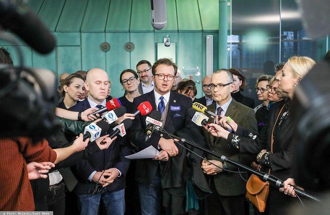 """Izba Dyscyplinarna SN zajmuje się sprawą sędziego Juszczyszyna. """"To nie jest posiedzenie sądu"""""""