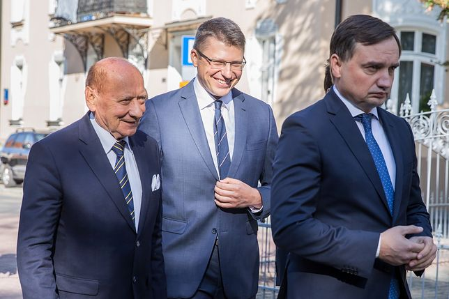 Wybory parlamentarne 2019. Niespodziewana decyzja Tadeusza Ferenca. Poparł Marcina Warchoła