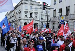 Manifestacje i imprezy sportowe. Majówkowe utrudnienia dla kierowców