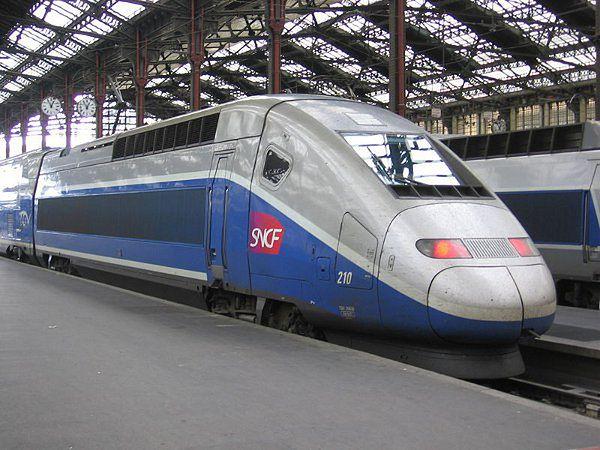 TGV - 575 km/h